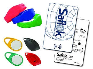 Keycards and RFID Credentials Kaba-Saflok