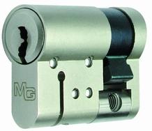 MG halve veiligheidscilinder